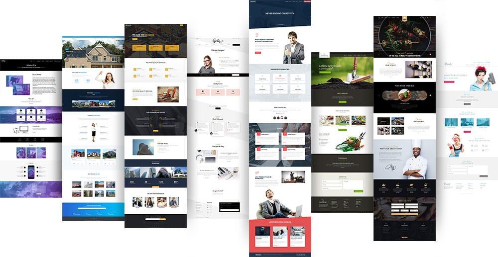 divi layouts