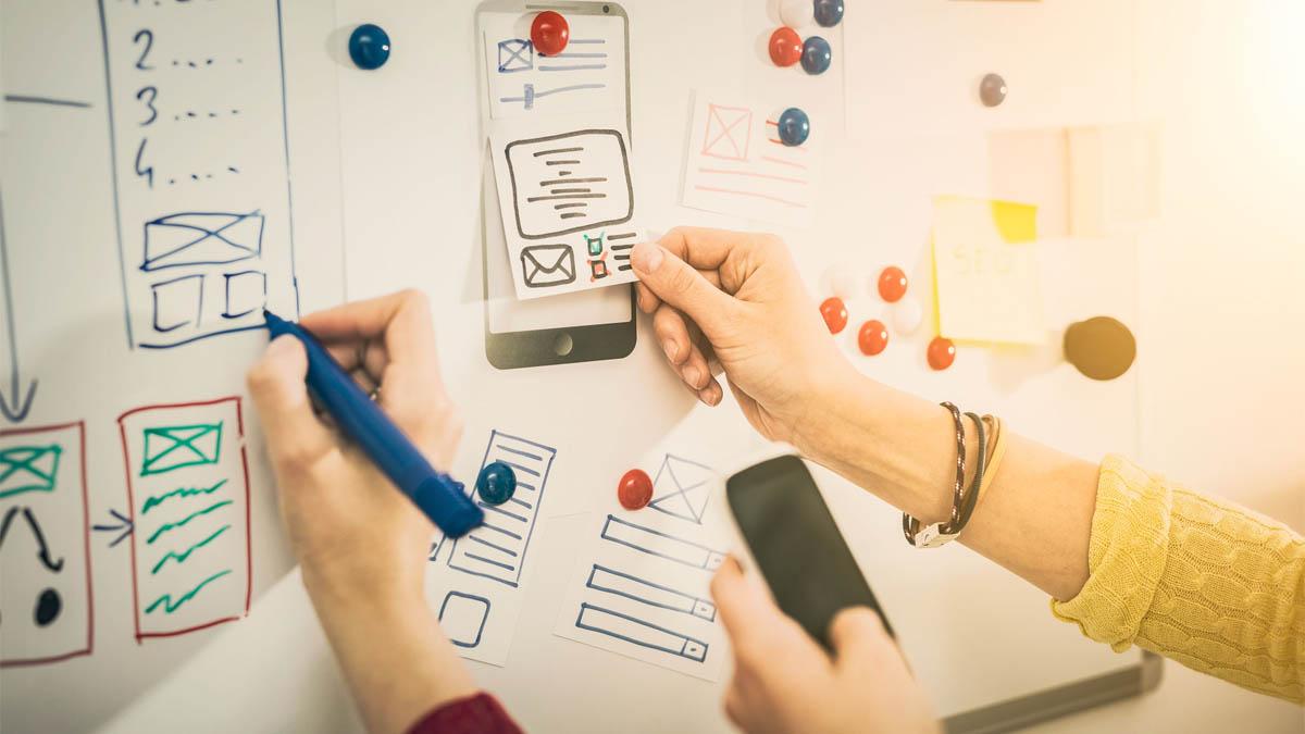 Google core web vitals planification