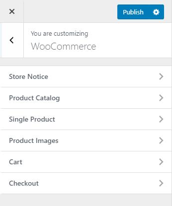 astra theme woocommerce customizations