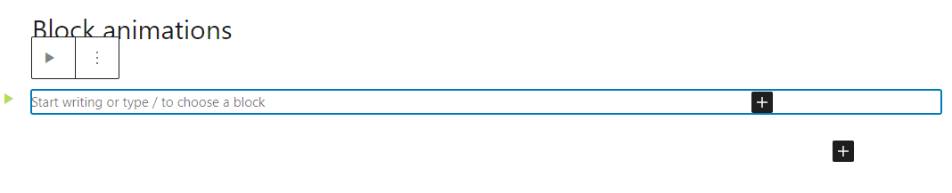 animation block visual example